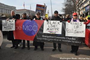 MCC Black Lives Matter March
